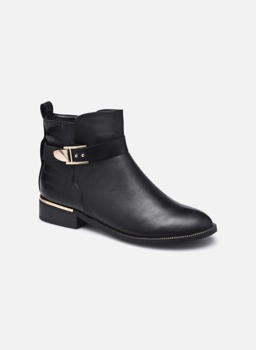 Bottines et boots I Love Shoes THAMILLE Noir vue détail/paire