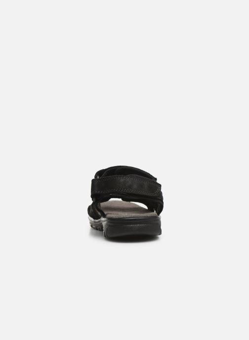 Sandales et nu-pieds I Love Shoes THANDAL Leather Noir vue droite