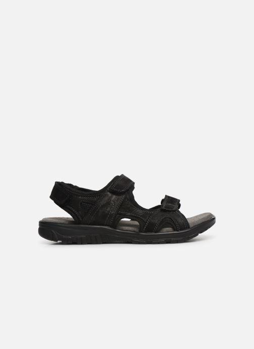Sandales et nu-pieds I Love Shoes THANDAL Leather Noir vue derrière