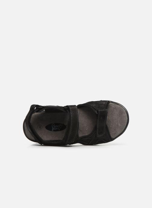 Sandalen I Love Shoes THANDAL Leather Zwart links