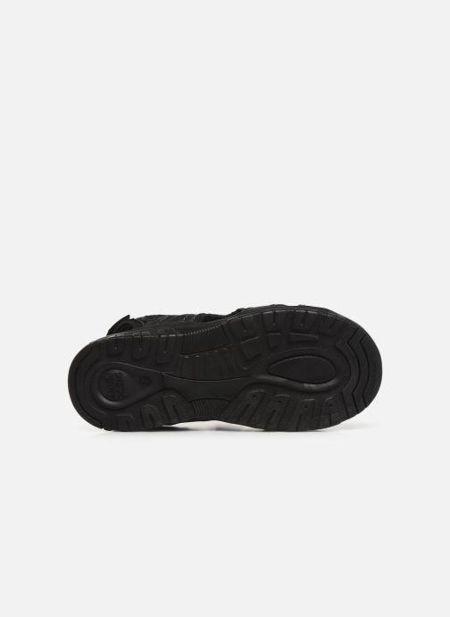 Sandales et nu-pieds I Love Shoes THANDAL Leather Noir vue haut