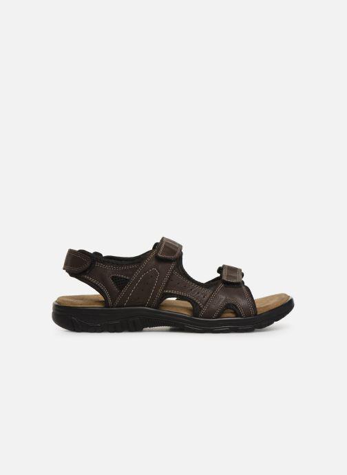 Sandales et nu-pieds I Love Shoes THANDAL Leather Marron vue derrière