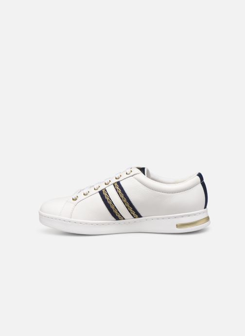 Trainers Geox D JAYSEN D921BA White front view