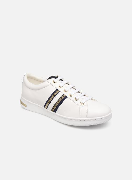 Trainers Geox D JAYSEN D921BA White detailed view/ Pair view