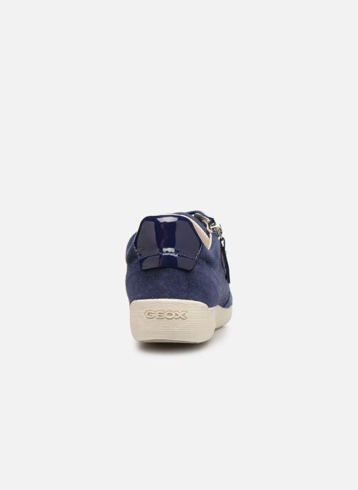 Sneakers Geox D MYRIA A D9268A Blauw rechts