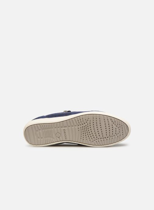 Sneakers Geox D MYRIA A D9268A Blauw boven