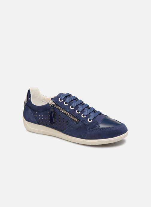 Sneakers Geox D MYRIA A D9268A Blauw detail