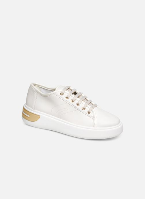 Geox D OTTAYA A D92BYA O (Bianco) Sneakers chez Sarenza