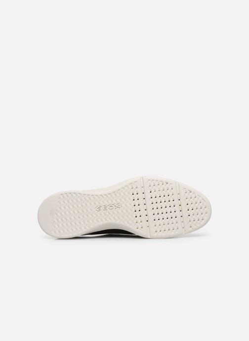 Chaussures à lacets Geox D ARJOLA F D92DHF Noir vue haut