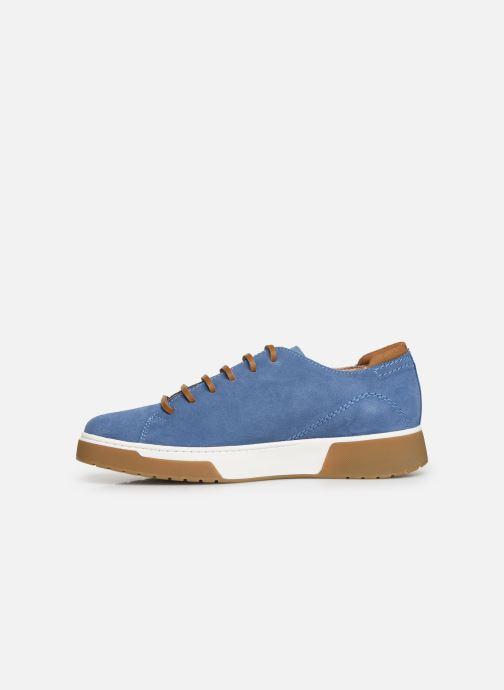 Sneakers Geox D KAPHA A D92DAA Blauw voorkant