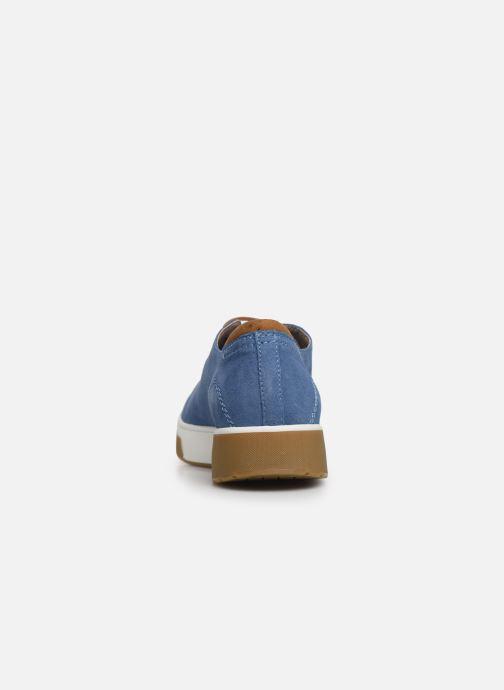 Sneakers Geox D KAPHA A D92DAA Blauw rechts