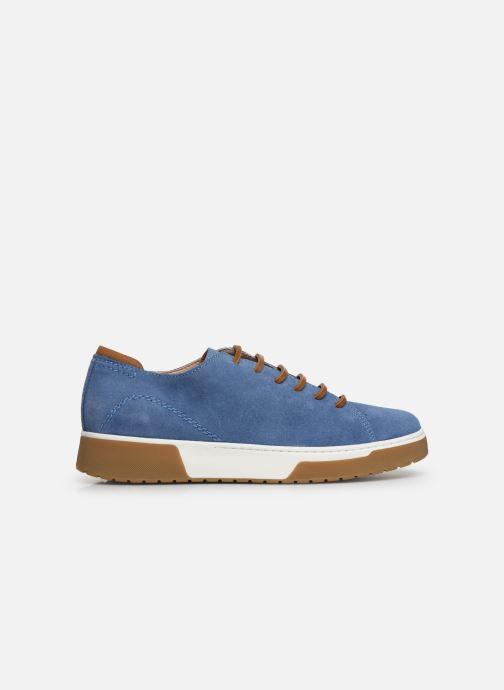 Sneakers Geox D KAPHA A D92DAA Blauw achterkant
