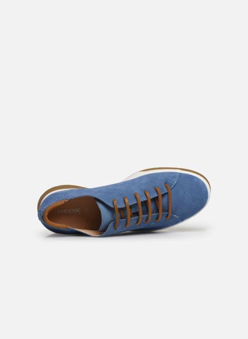 Sneakers Geox D KAPHA A D92DAA Blauw links