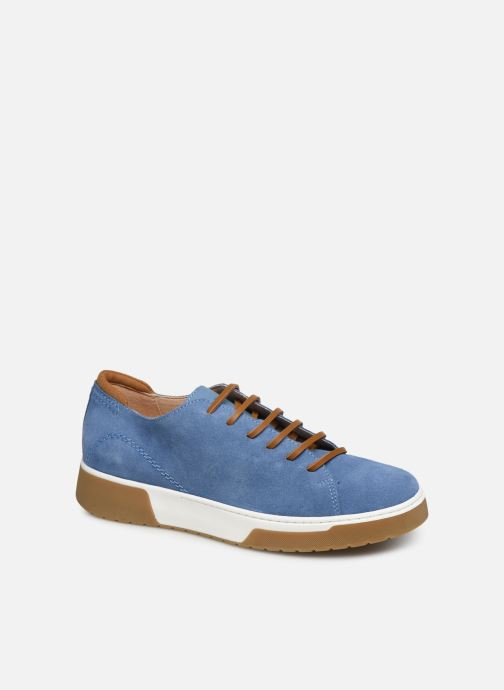 Sneakers Geox D KAPHA A D92DAA Blauw detail