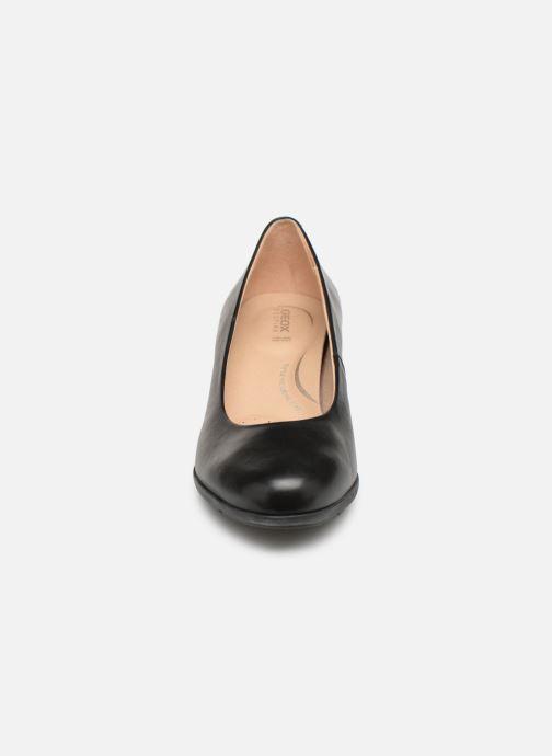 Escarpins Geox D NEW ANNYA MID A D92CBA O Noir vue portées chaussures