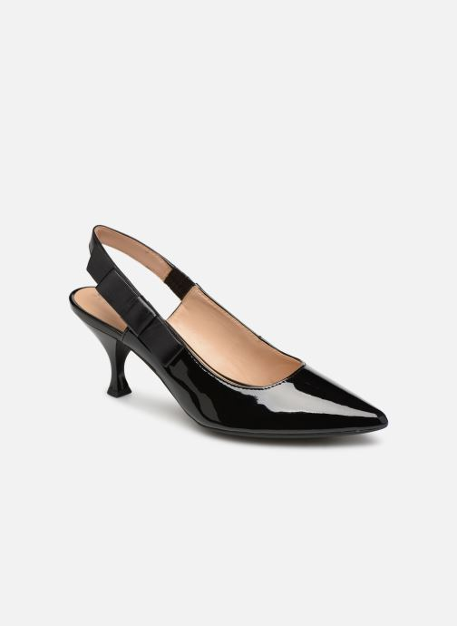 Zapatos de tacón Geox D ELISANGEL MID A D92BWA Negro vista de detalle / par