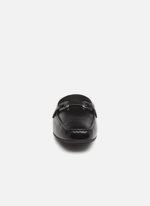 Mules et sabots Geox D ANNYTA B D92BMB Noir vue portées chaussures