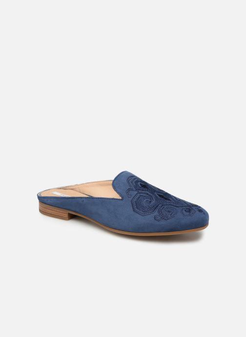 Mules et sabots Geox D MARILYNA A D928PA Bleu vue détail/paire