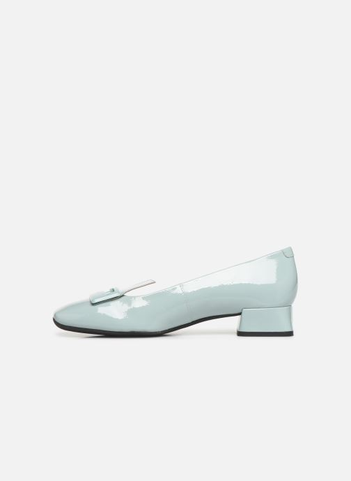 Loafers Geox D VIVYANNE A D849MA Green front view