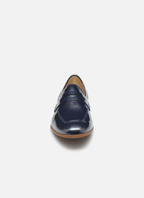 Mocassins Geox D MARLYNA B D828PB Bleu vue portées chaussures