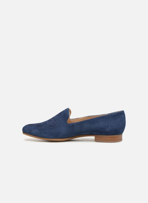 Loafers Geox D MARYLINA B D928PB Blue front view
