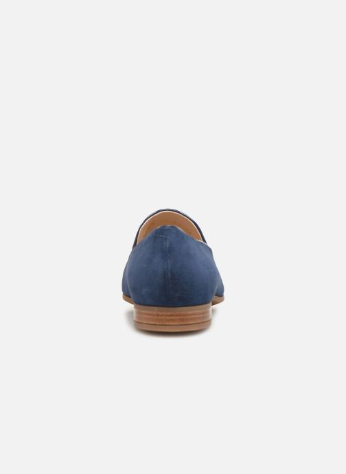 Loafers Geox D MARYLINA B D928PB Blue view from the right