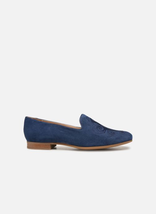 Loafers Geox D MARYLINA B D928PB Blue back view