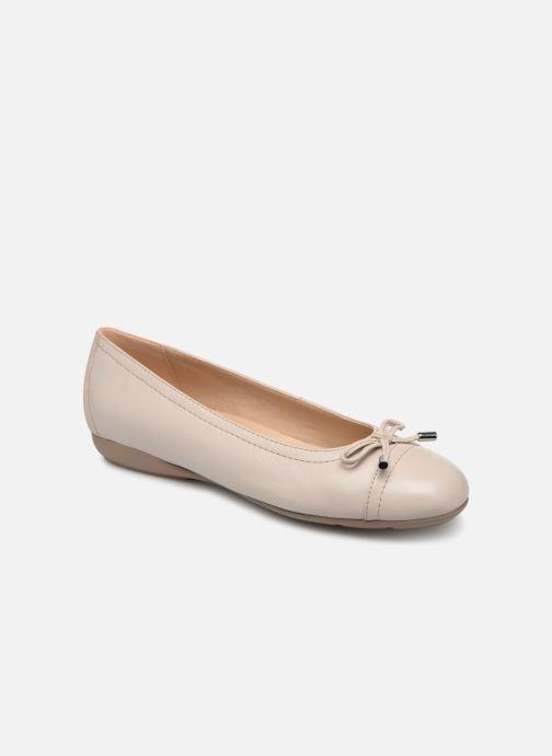 Ballerinaer Geox D ANNYTAH D D927ND Beige detaljeret billede af skoene