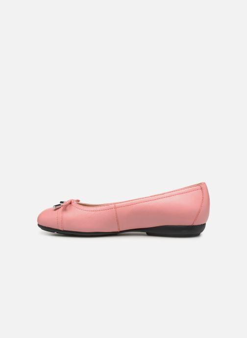 Geox D ANNYTAH D D927ND Ballerinaer 1 Pink hos Sarenza (347515)