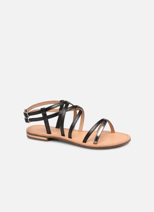Sandales et nu-pieds Geox D SOZY L D922CL Noir vue détail/paire