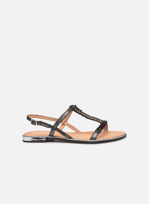 Sandales et nu-pieds Geox D SOZY G D92DQG Noir vue derrière
