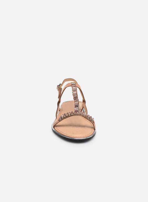 Sandals Geox D SOZY G D92DQG Pink model view