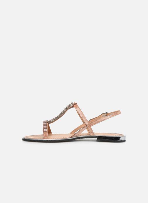 Sandals Geox D SOZY G D92DQG Pink front view