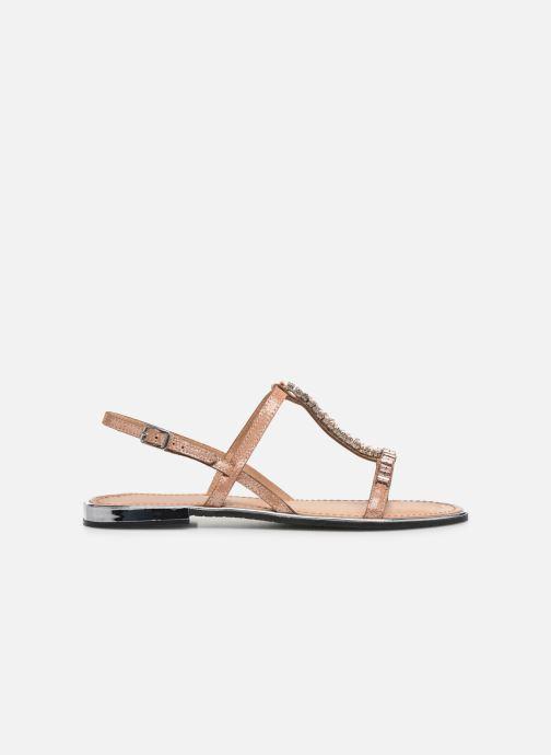 Sandals Geox D SOZY G D92DQG Pink back view