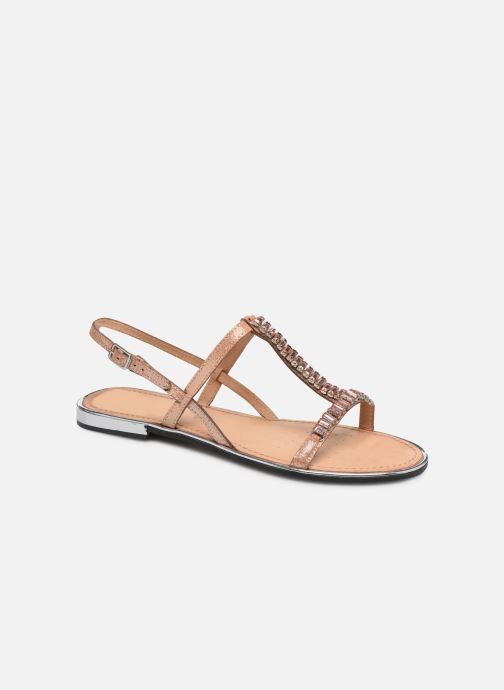 Sandals Geox D SOZY G D92DQG Pink detailed view/ Pair view