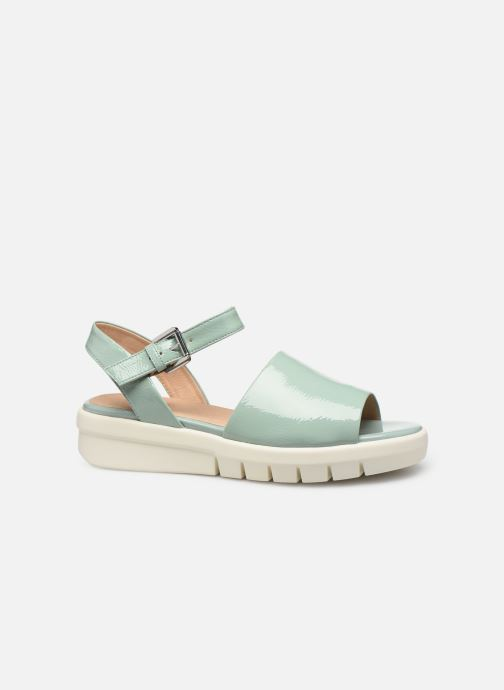 Sandales et nu-pieds Geox D WIMBLEY A D92DPA Vert vue derrière