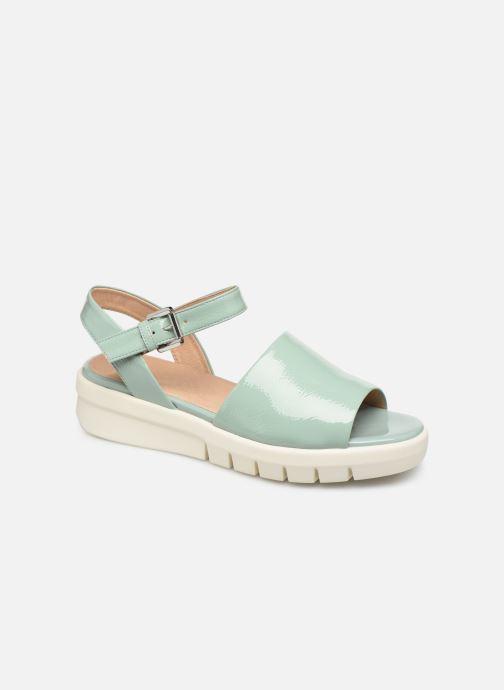 Sandales et nu-pieds Geox D WIMBLEY A D92DPA Vert vue détail/paire