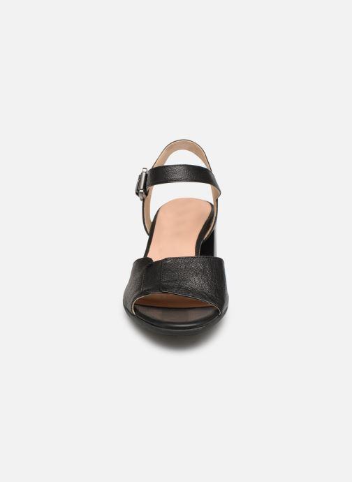 Sandales et nu-pieds Geox D MARYKARMENN MS A D92CWA Noir vue portées chaussures