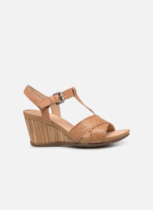 Sandales et nu-pieds Geox D DOROTHEA E D928TE Marron vue derrière