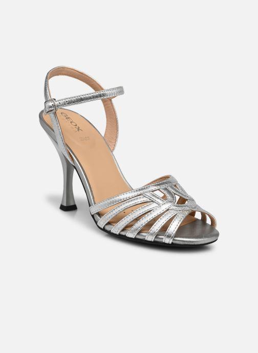 Sandales et nu-pieds Geox D ELISANGEL D D92CVD Argent vue détail/paire