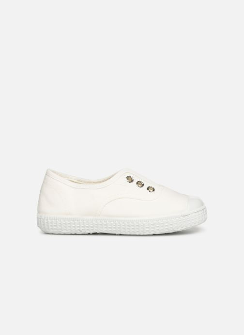 Baskets I Love Shoes BINTA Blanc vue derrière