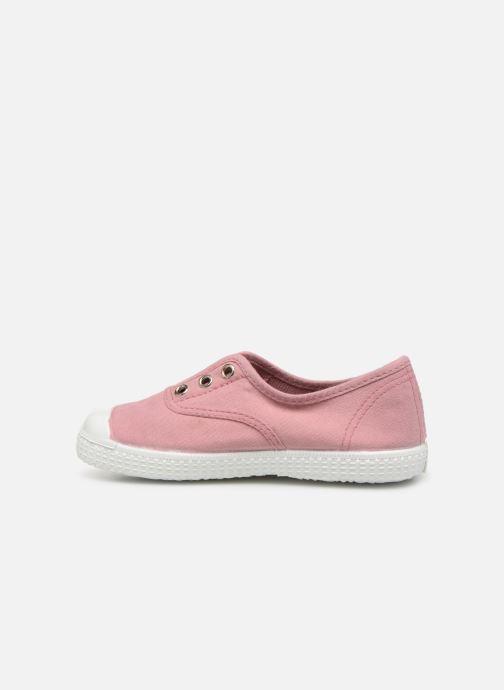 Baskets I Love Shoes BINTA Rose vue face