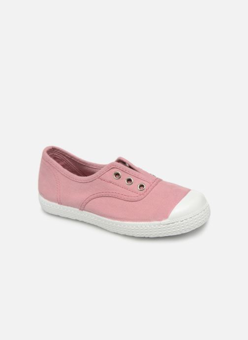 Trainers I Love Shoes BINTA Pink detailed view/ Pair view