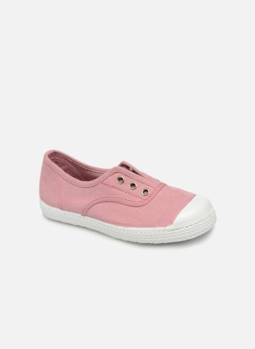 Baskets I Love Shoes BINTA Rose vue détail/paire