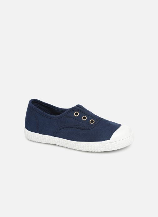 Baskets I Love Shoes BINTA Bleu vue détail/paire