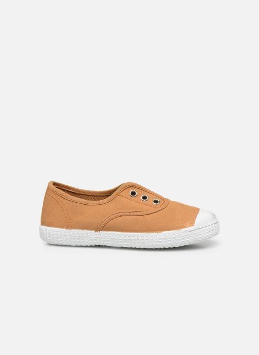 Sneaker I Love Shoes BINTA braun ansicht von hinten