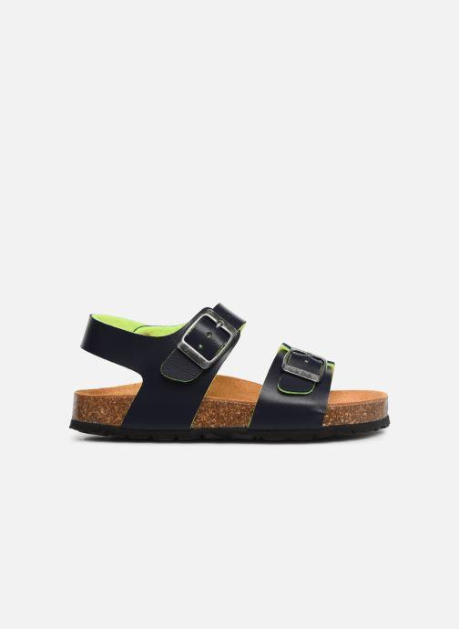 Sandales et nu-pieds I Love Shoes Borini Bleu vue derrière