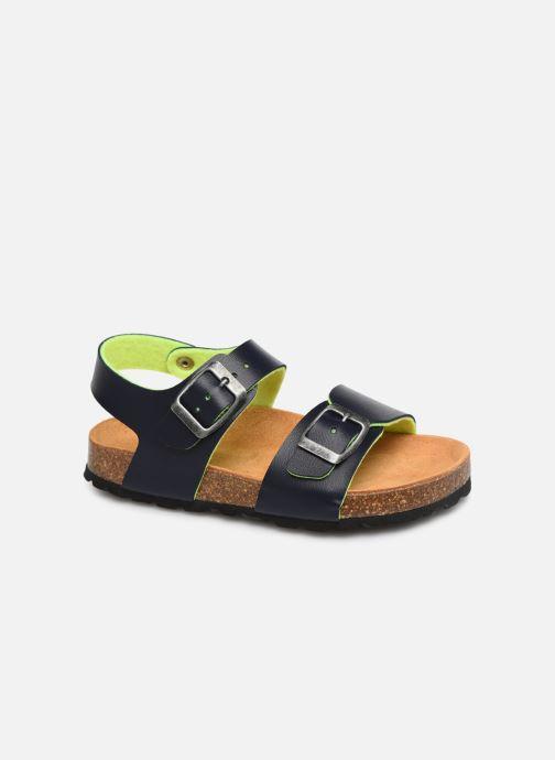 Sandales et nu-pieds I Love Shoes Borini Bleu vue détail/paire