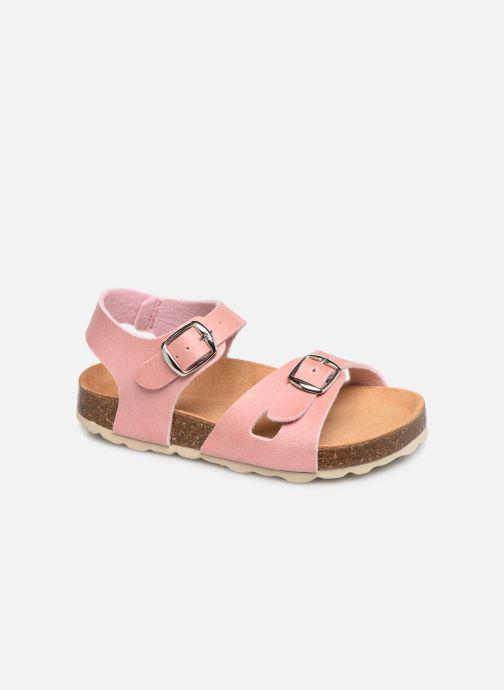 Sandales et nu-pieds I Love Shoes Borini Rose vue détail/paire