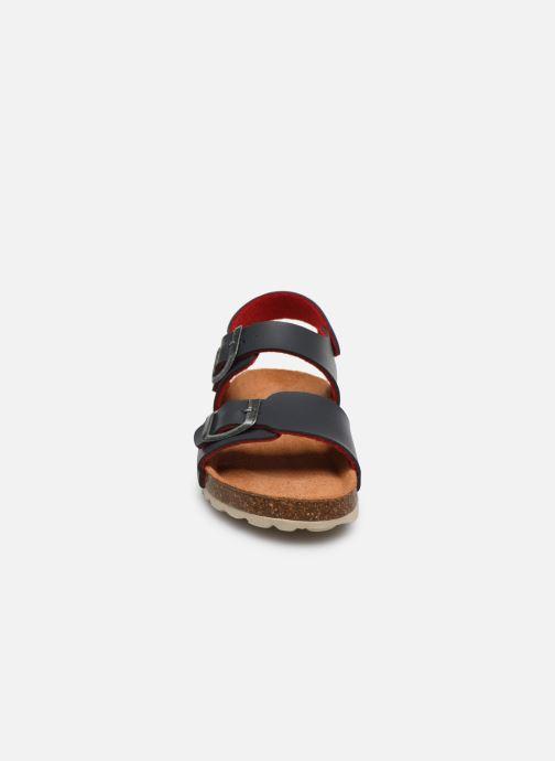 Sandales et nu-pieds I Love Shoes Borini Gris vue portées chaussures